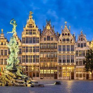 Bedrijfsuitje Antwerpen
