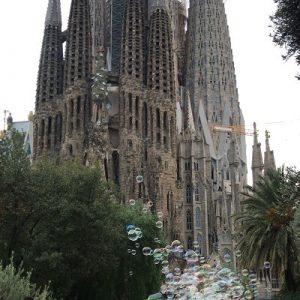 Bedrijfsuitje Barcelona