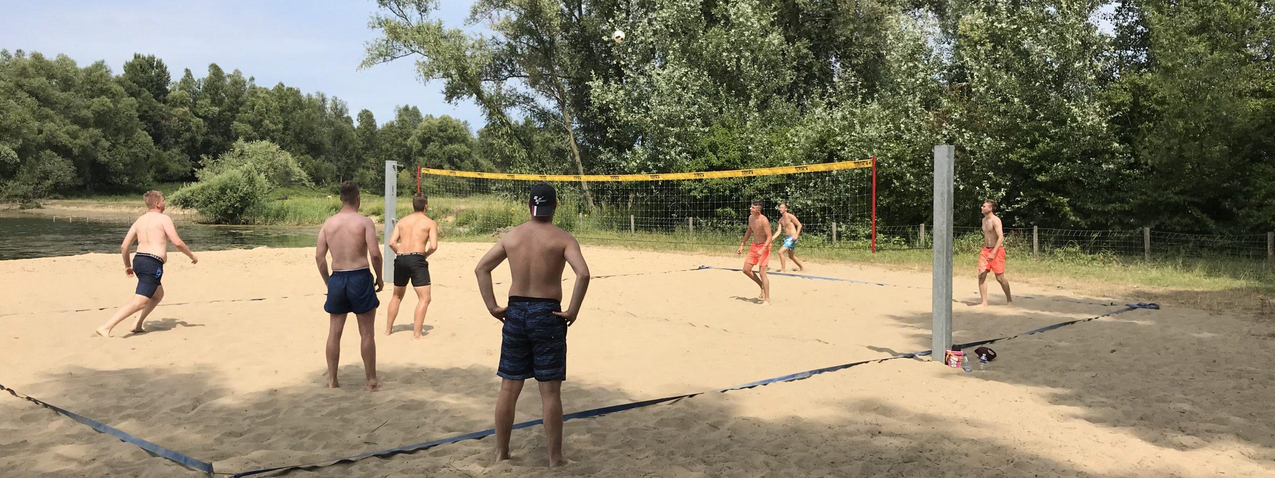 teambuilding-eindhoven-beachvolleybal