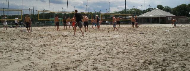 teambuilding-eindhoven-volleybal