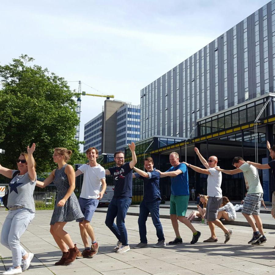 Avontuurlijke city games Eindhoven en omgeving
