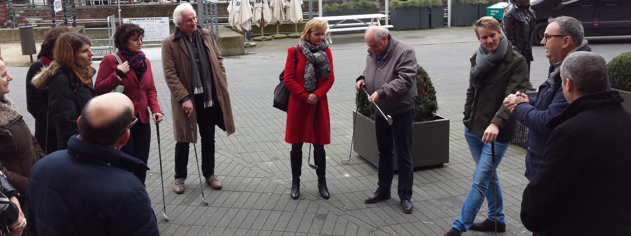 City golf Eindhoven en omstreken