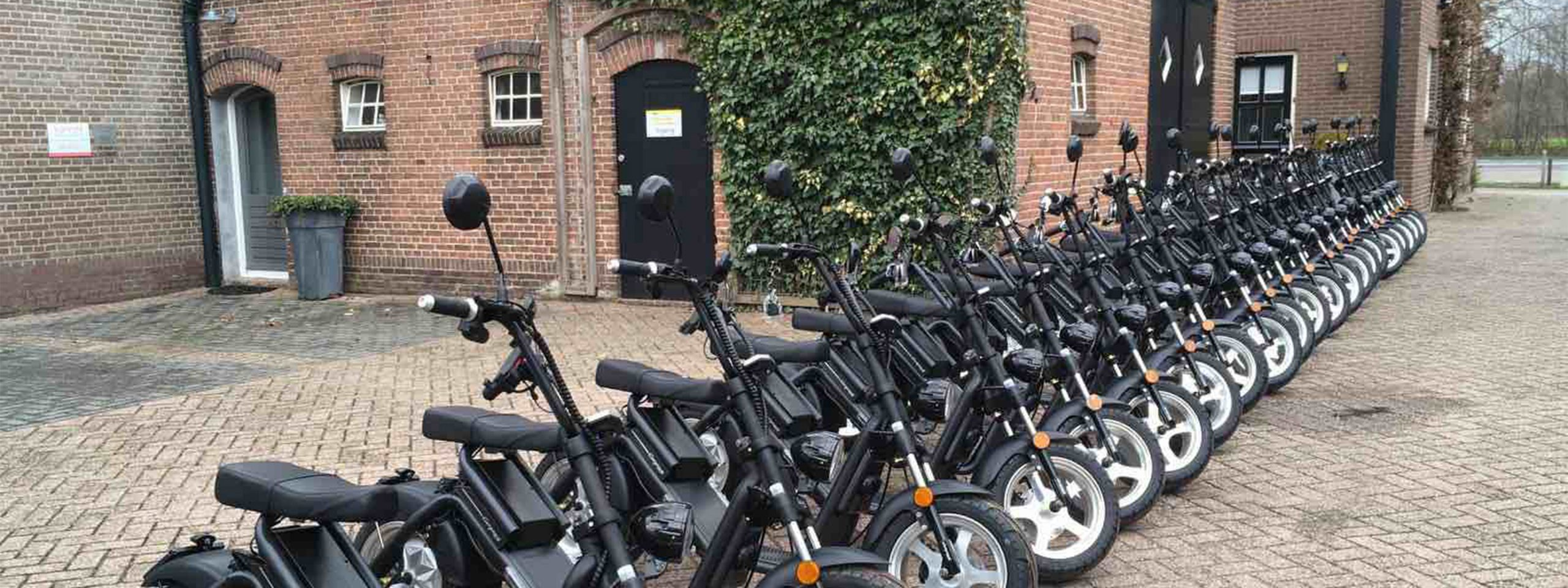 E-scooter tour Eindhoven en omgeving