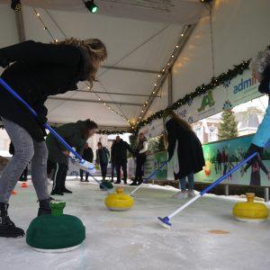 Fun Curling Workshop Eindhoven en omgeving
