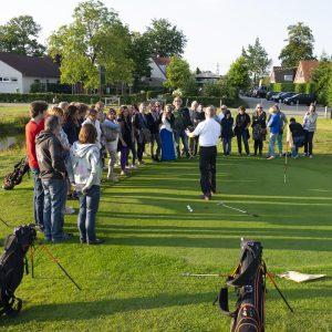 Golf evenement Eindhoven en omstreken