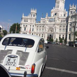 Incentives buitenlandse reizen Madrid