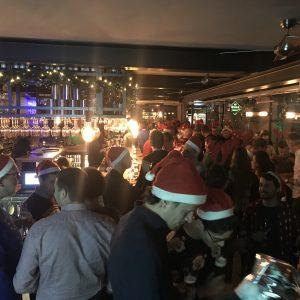 Kerst borrel Eindhoven en omgeving