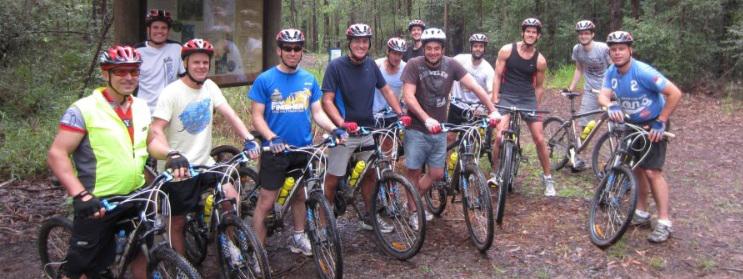 Mountainbike adventure Eindhoven en omgeving