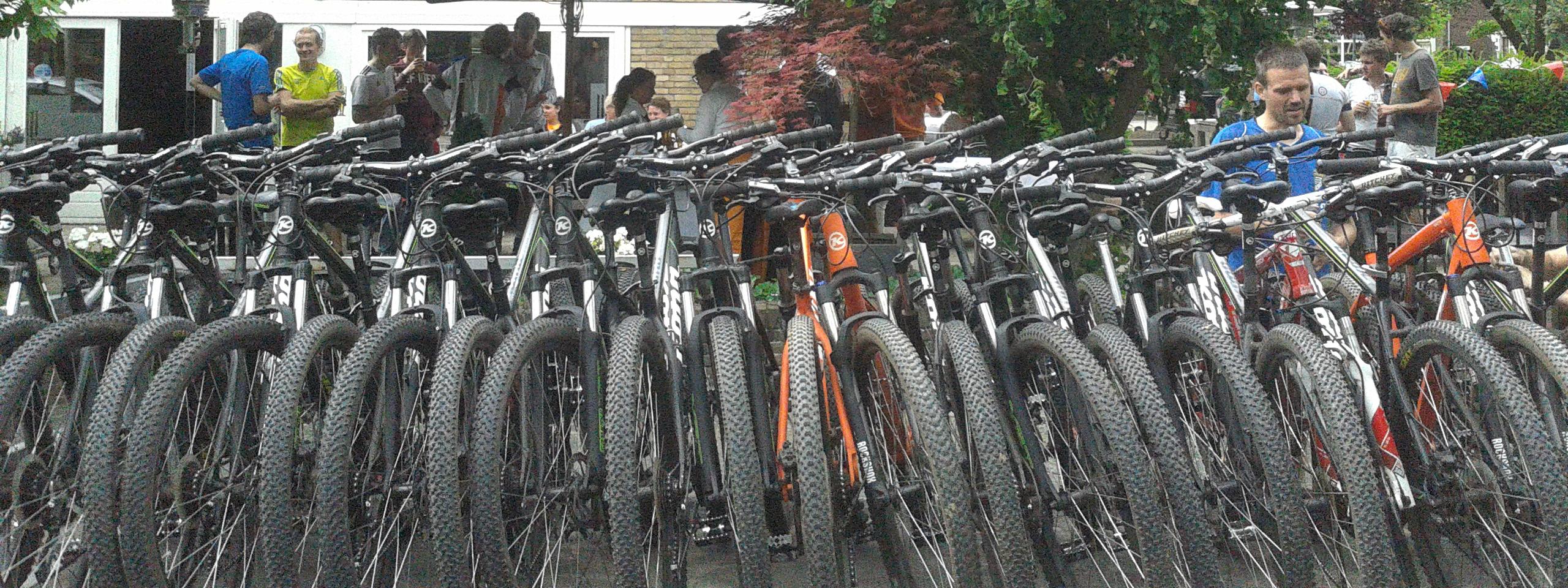 Mountainbike tour Eindhoven en omgeving