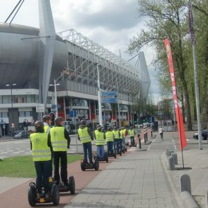 Segway Workshop Eindhoven