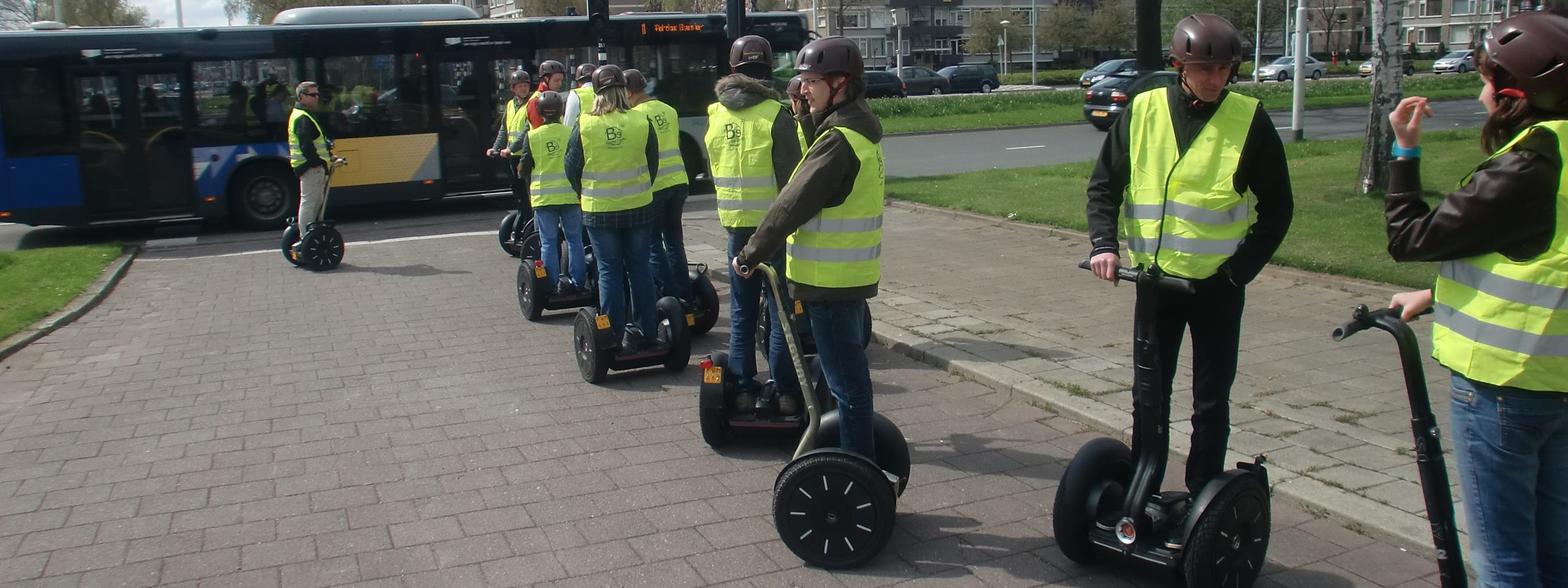 Segway centrum Eindhoven
