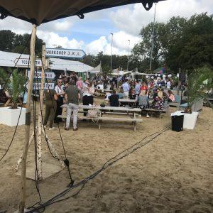 Strandfeest Eindhoven en omgeving