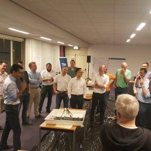 Teamtraining combinatie activiteit Eindhoven en omstreken