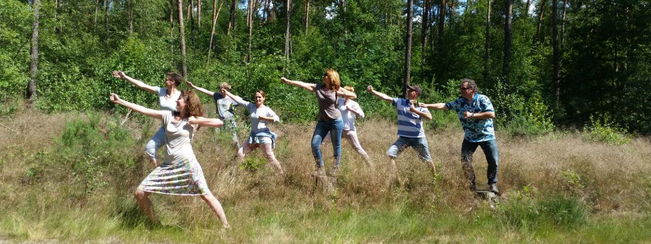 Teambuilding challenge outdoor Eindhoven en omgeving